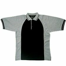 Mens Polo Shirt Casual Pique Knit Top New Plus Size S - 3XL | ELEMENT
