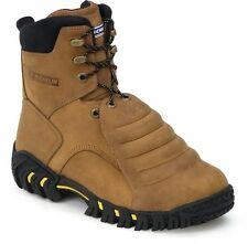 NEW Michelin Sledge Metatarsal Steel Toe Boot Brown XPX781