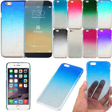 Rain Drop Design Crystal Clear Back Hard Case Cover Skin For iPhone Samsung HTC