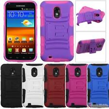 Armor Stand Hybrid Case Cover For SAMSUNG Galaxy S2/Epic 4G Touch(R760/D710)