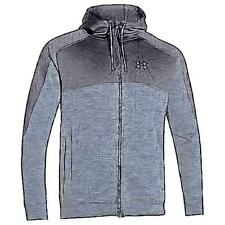 Under Armour Expanse Full Zip Casual Hoodie - Men's (Stealth Gray)