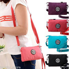 High Quailty Waterproof Nylon Women Handbag Messenger Small Satchel Shoulder Bag