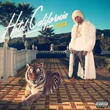 Hotel California - Tyga New & Sealed Compact Disc Free Shipping