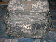 U.S. Army National Guard Camo COMPUTER BAG/ BACKPACK Brand New WITH NOTEBOOK