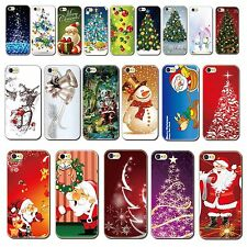 """Christmas Design Style Hard Skin Back Cover Case For Apple iPhone 6 4.7"""" 6 Plus"""