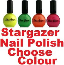 Stargazer Nail Polish / Varnish - 30 To Choose From - Glitter & Neon + More