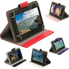 """iRULU A33 7"""" Android 4.4.2 Dual Cam WIFI 16GB 3G Tablet PC w/ Six Colors Cases"""