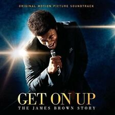 Get on Up:james Brown Story (ost) - James Brown New & Sealed LP Free Shipping