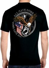 Mens All Gave Some Some Gave All POW-MIA Patriotic Hanes Beefy-T T-shirt