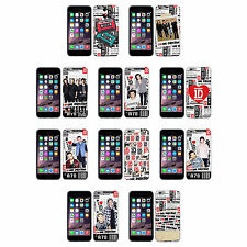 OFFICIAL ONE DIRECTION 1D TICKET LOVE SOFT GEL CASE FOR APPLE iPHONE PHONES