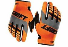"""14610-009 """"Youth"""" Shift Assault Motorcycle ATV Off-road Riding Gloves Orange"""