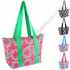 Lunch Bag Thermal Insulated Food Cooler Lunch Box Sack Hand Tote Purse