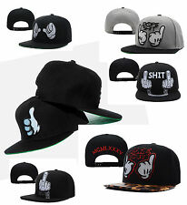 DOPE Fingers SNAPBACK  CAP One size Fits Most