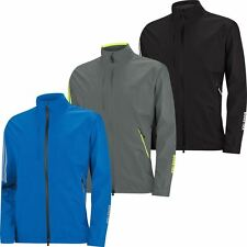 Adidas Climaproof GORE-TEX Two Layer Chest Pocket Full Zip Mens Golf Jacket