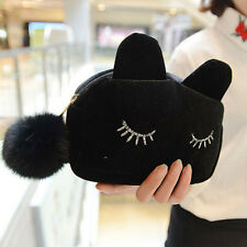 New Style Bag For Travel Makeup Bag Beauty Case Cat Cosmetic Bag For Women Girls
