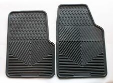 All Weather Rubber Floor Mats IW-023 {fits 2004-2013 Ford F150 all cab sizes}