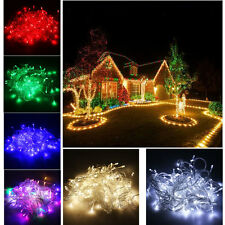 Hot sale 10M 100 LED Bulbs Xmas Christmas Wedding Fairy Party String Lights Lamp