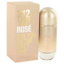 Carolina Herrera 212 VIP Rose Perfume Women 2.7*1.7 oz Eau De Parfum Spray New