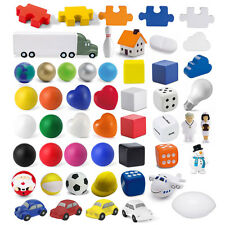 Anti Stress Reliever Ball Stressball ADHD Autism Mood Squeeze Wrist Exercise BN