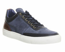 Mens Ask the Missus Creature Sneaker NAVY NUBUCK Casual Shoes