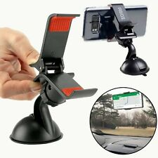360° Rotating Car Windshield Mount Holder Stand Cradle for Apple Cell Phones NEW