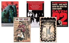 New Classic Book Covers 5 Pack Poster Bundle