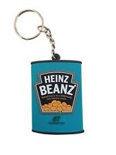 Heinz Baked Beans Rubber Keychain - NEW & OFFICIAL