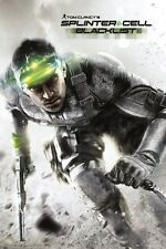 New Blacklist Tom Clancy's Splinter Cell Poster