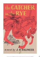 New The Catcher in the Rye J.D. Salinger Poster
