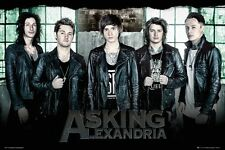 Asking Alexandria Window AA Poster 61x91.5cm