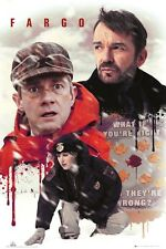 Fargo Character Collage Maxi Poster 61x91.5cm