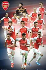 Arsenal Football Club Star Players 2015/16 AFC Poster 61x91.5cm