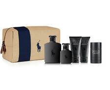 Ralph Lauren Polo Double Black EDT,A/Shave,Bags Gift Sets and Body Collection