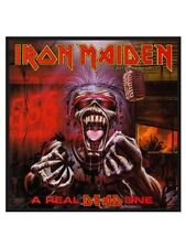 Iron Maiden A Real Dead One Patch
