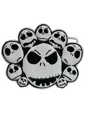 Nightmare Before Christmas Jack Multi Face Belt Buckle - NEW & OFFICIAL