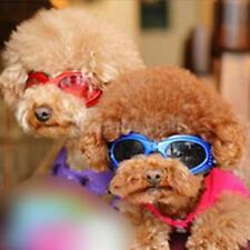 Pet Dog Elastic Strap Goggles Glasses UV Sunglasses Eye Protection Anti-fog Lens