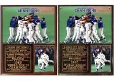 Kansas City Royals 1985 World Series Champions Photo Plaque George Brett