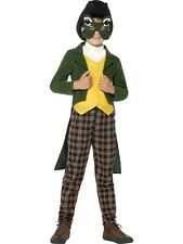 Boys Prince Charming Costume Book Week Fancy Dress Ages 4 - 9