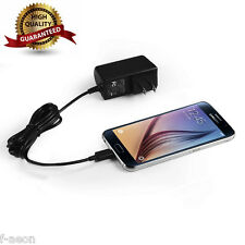 For Samsung Galaxy Note Travel Battery Home Wall AC Adapter Micro Charger 1200mA
