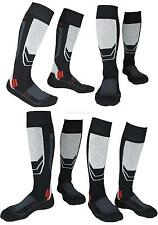 Men's Long Ski Snow Socks Thermal Winter Warm Performance Sports Boot Work Socks