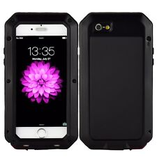 Waterproof Shockproof Aluminum Gorilla Metal Cover Case For Apple iPhone 5 5s 6