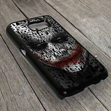 Joker Typograpy Art Back Cover Case For Samsung Galaxy Smart Phone