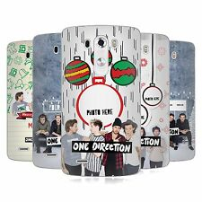 CUSTOM PERSONALIZED ONE DIRECTION 1D CHRISTMAS GEL CASE FOR LG PHONES 1