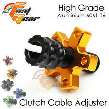 Clutch Cable Adjuster Fit Yamaha YZF R6 600 06 07 08 09