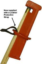 Plastic Cue Tip Clamp / Fastener. Perfect tool for clamping cue tips