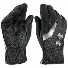 UNDER ARMOUR MENS COLDGEAR INFRARED STORM EXTREME RUN GLOVES NEW UA SPORTS PAIR