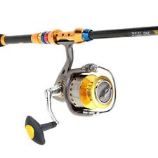 Spinning Reel Smooth Drag 6+1BB Fishing Reel 1000-5500 Series Fishing Reel J68Q