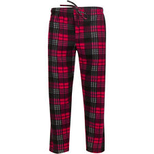 Mens Super Fleece Warm Pajama Pants Comfortable Sleepwear & Loungewear Size S-XL