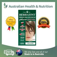 HERBATINT PERMANENT HERBAL HAIR COLOUR - ALL COLOURS + FREE SAMPLE