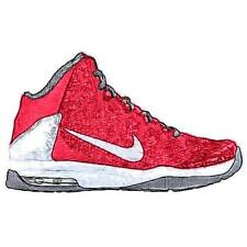Nike Air Without A Doubt - Boys' Preschool Basketball Shoes (Gym RD/WT/BK/Metal